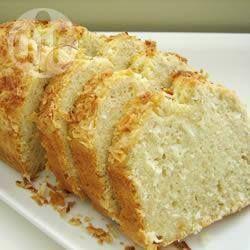 Coconut sponge cake @ allrecipes.co.uk