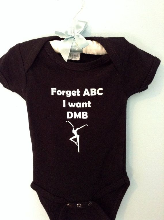 Aubree needs this. She's been a DMB baby since the belly days.