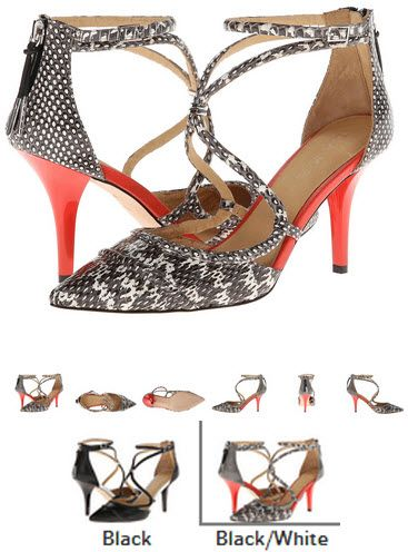 Pantofi mai lat cu toc cui L.A.M.B. Felix in doua variante de culori. Detalii aici http://thankyou.ws/pantofi-stiletto-din-piele-naturala-alege-calitatea #pantofisenzationali  #pantoficutocstiletto #pantofidinpielenaturala #pantofistilettopielenaturala #LAMB #Felix