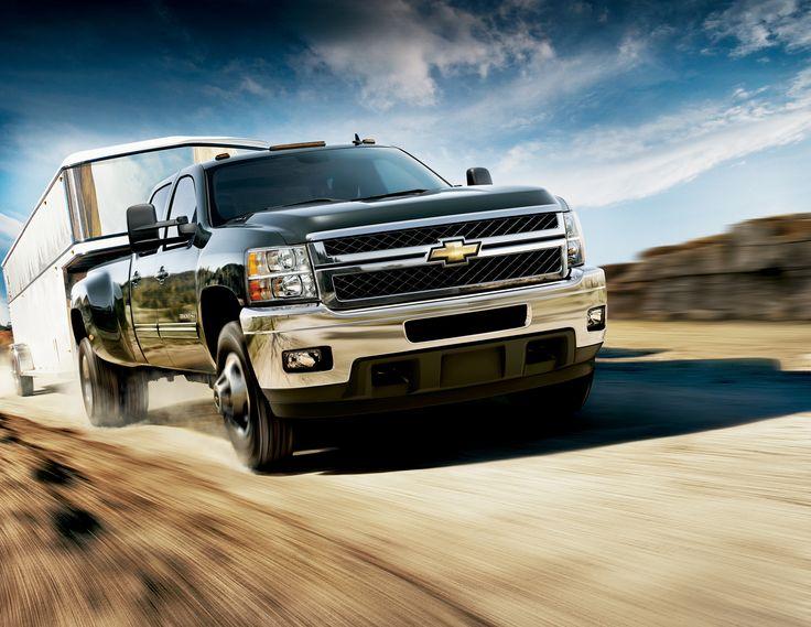Chevrolet Silverado HD Front HD Wallpaper