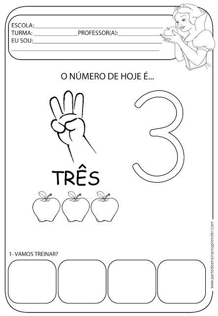 Atividade pronta - Numeral 3