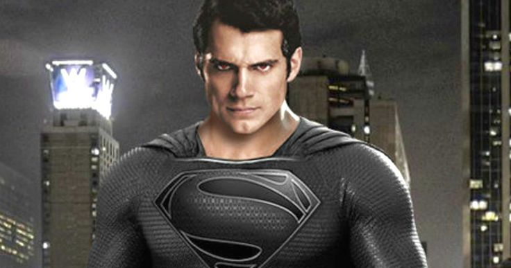 Justice League Star Henry Cavill Teases Black Superman Suit -- Henry Cavill offers a close-up look at his new Justice League costume, teasing Superman's iconic black suit from the comic books. -- http://movieweb.com/justice-league-black-superman-costume-henry-cavill/