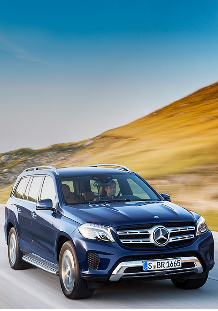 The Mercedes-Benz GL becomes the GLS. And it is setting standards—with an ample spaciousness, agile dynamics, and luxurious comfort.