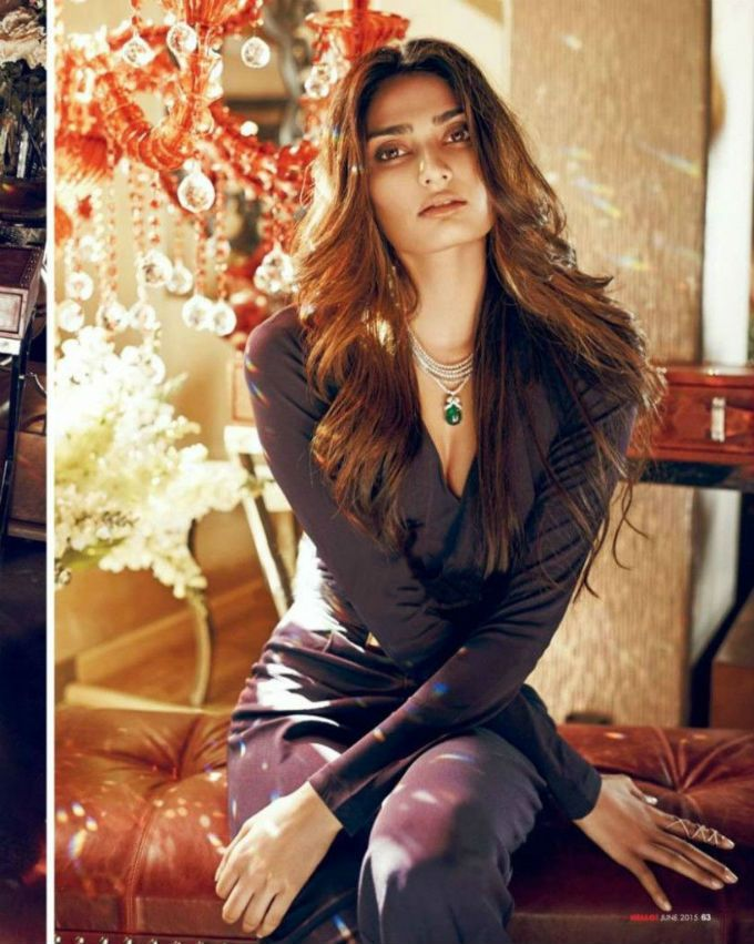 Athiya Shetty #photoshoot for Hello magazine. #Bollywood #Fashion #Style #Beauty