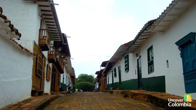 Barichara tour colombia