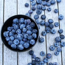 50 awesome blueberry recipes from all around the web!