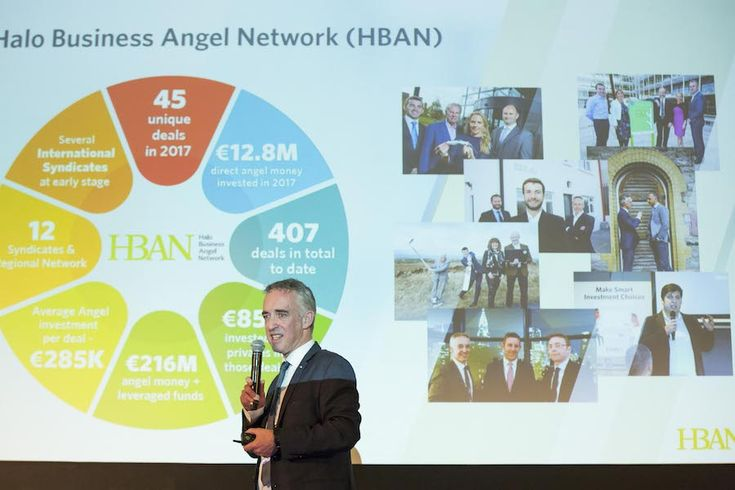 HBAN (Halo Business Angel Network), the all-island organisation responsible for the promotion of business angel investment, and joint initiative of Enterprise Ireland and InterTradeIreland, saw a record-breaking almost 300 current and prospective business angels attend its All-Island Conference 2018, sponsored by Elkstone and Flynn O'Driscoll, making it the largest gathering of business angels ever in [ ]