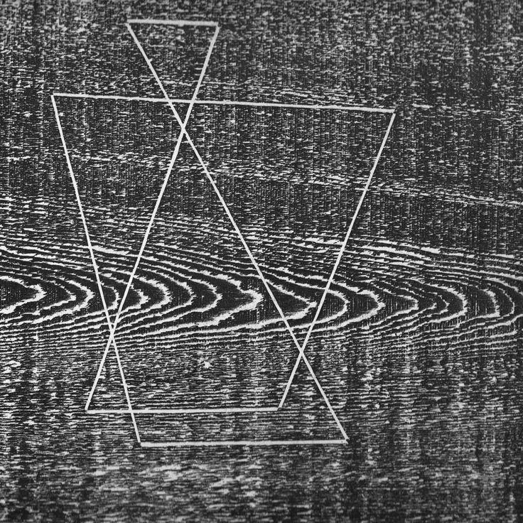 JOSEF ALBERS    TLALOC (MEXICAN RAIN GOD), 1944