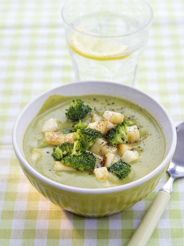 Broccolisoppa på 20 minuter