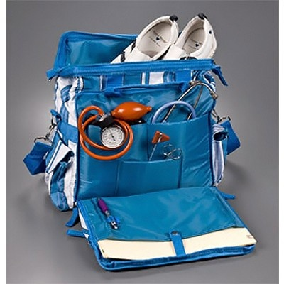 sweet nursing bag i could really use since Kstone doesn't have lockers