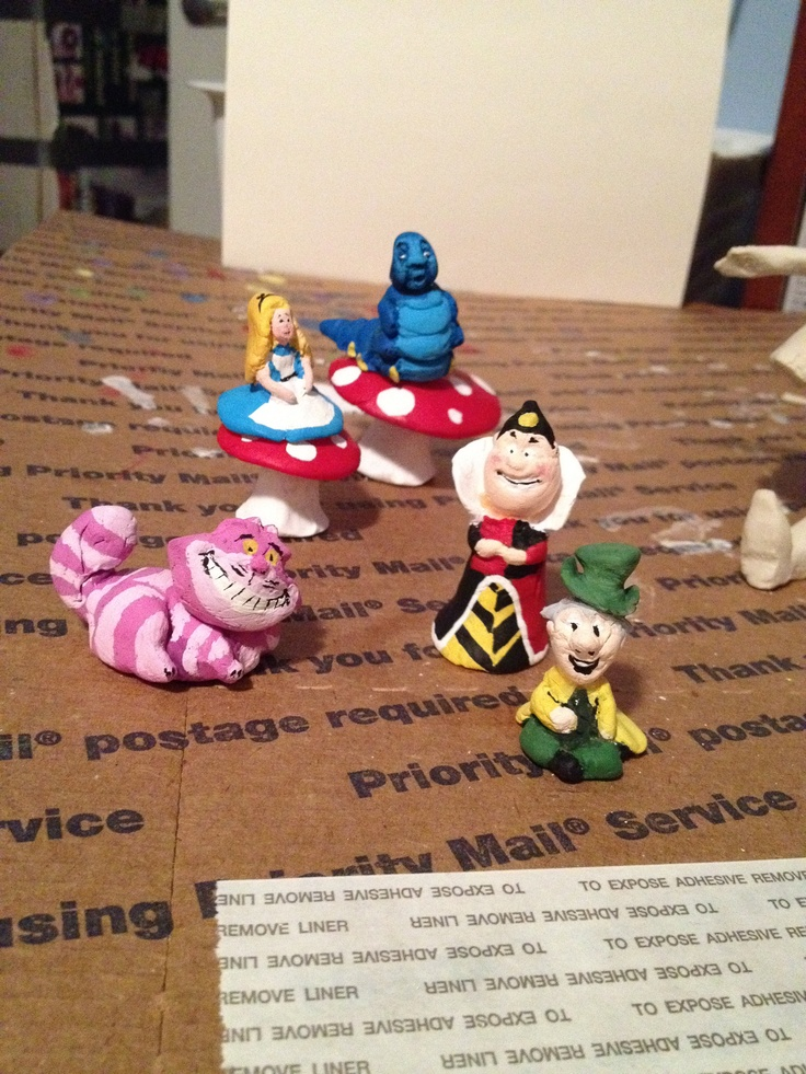 68 Best Alice In Wonderland Images On Pinterest Miniature Gardens Fairies Garden And Fairy