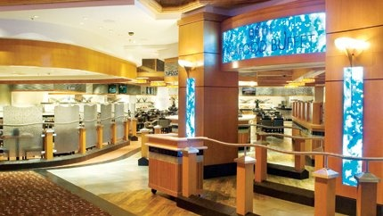 This buffet has it all!