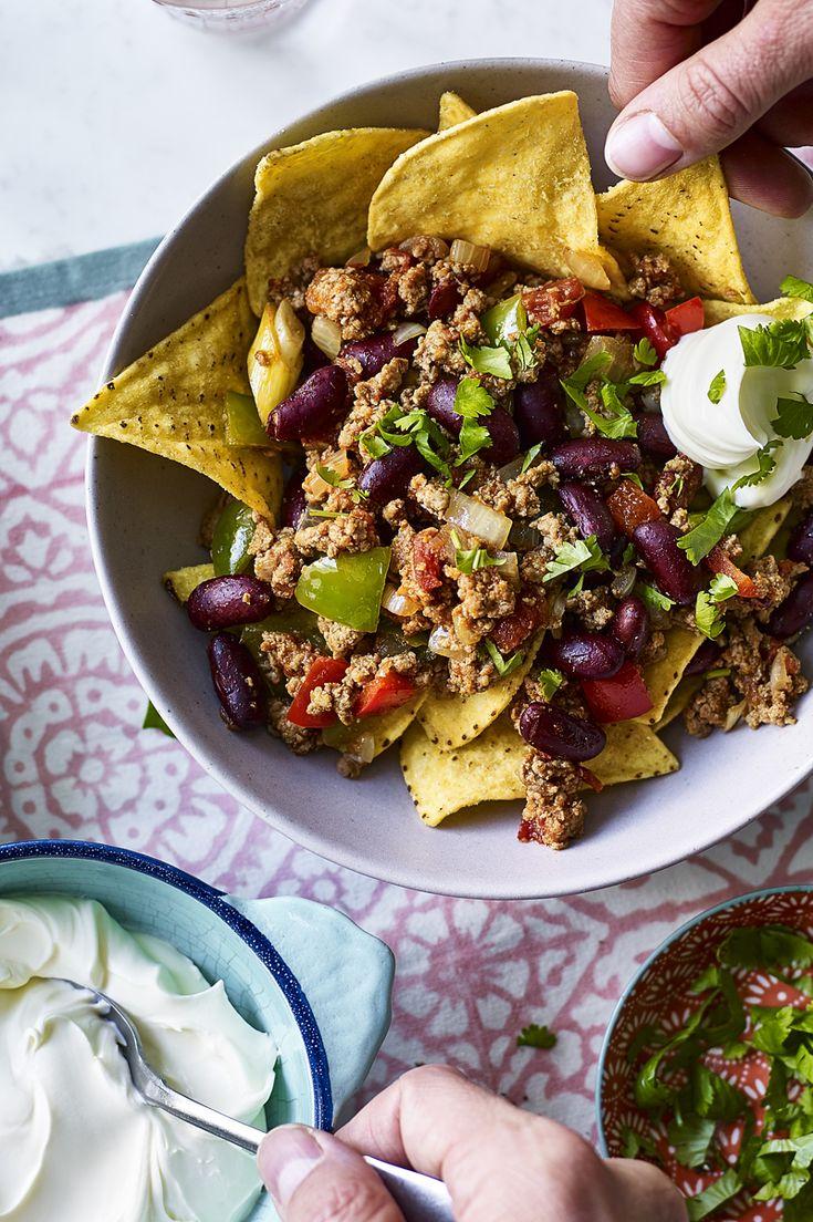 Turkey taco bowls | Recipe | Food recipes, Chicken recipes ...
