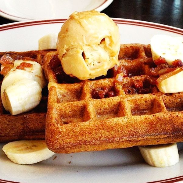 Little Goat Best. Waffles. Ever. Little Goat, 820 West Randolph Street (between Green and Halsted streets); 312-888-3455. #refinery29 http://www.refinery29.com/chicago-restaurants-instagram#slide-16