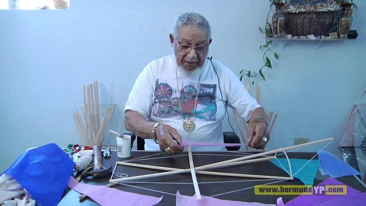 Will you be in Bermuda for Good Friday? This is such a cute video that teaches you how to make a traditional Bermuda kite to fly on Good Friday!