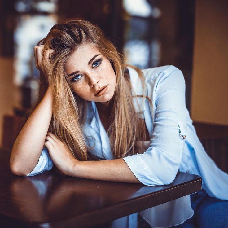 Beauty Female Portraits by Sanel Adzikic #inspiration #photography