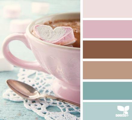 comfort tones - voor meer kleurinspiratie en kleurentrends check ook http://www.wonenonline.nl/interieur-inrichten/kleuren-trends-2014/ eens