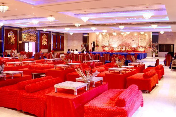 At Kasturi Orchid, #luxury is a state of norm! #weddingbanquet #jodhpur