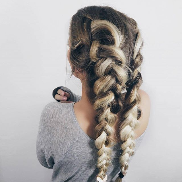 beautiful unique hairstyles