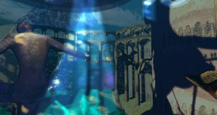 https://flic.kr/p/ruvuXs | Fantasy Faire 2015 - Poseidons Abyss