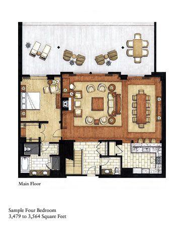 17 Best Ideas About Condo Floor Plans On Pinterest