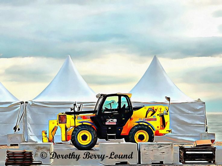 Click on the picture to read the blog. We tend to think of construction vehicles and equipment as ugly. But in my eyes construction plant can be works of art if looked at with the right eyes  #construction #building #blogpost