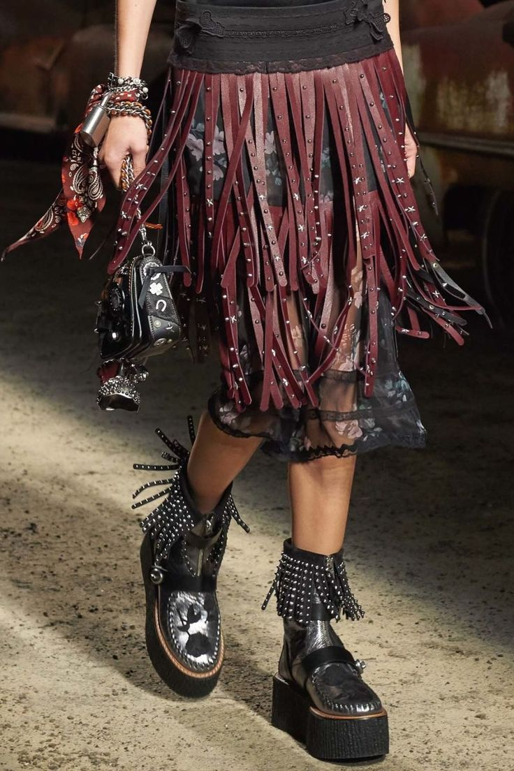 Cheat Sheet: 8 Styling Tips to Steal from the Coach 1941 Runway Show