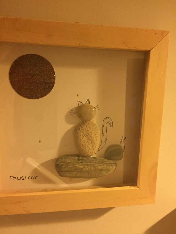 Cat, Snail and Moon