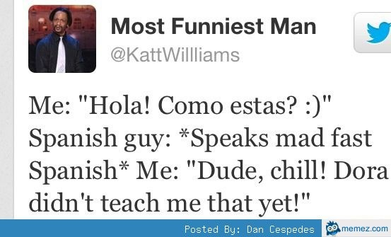 Katt Williams tweets #chistes #Jokes
