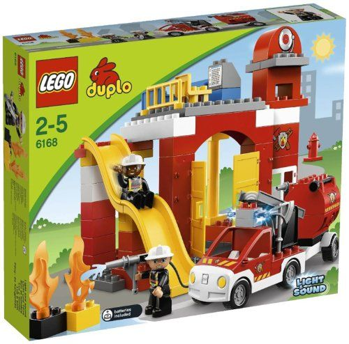 LEGO Duplo 6168 – Feuerwehr-Hauptquartier | Your #1 Source for Toys and Games