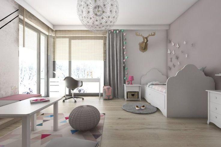 Pokój dziecięcy po skandynawsku - Myhome