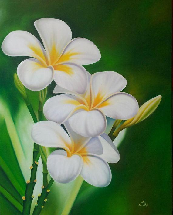 Oilpaintingeasy Folk Art Flowers Flower Painting Flower Art