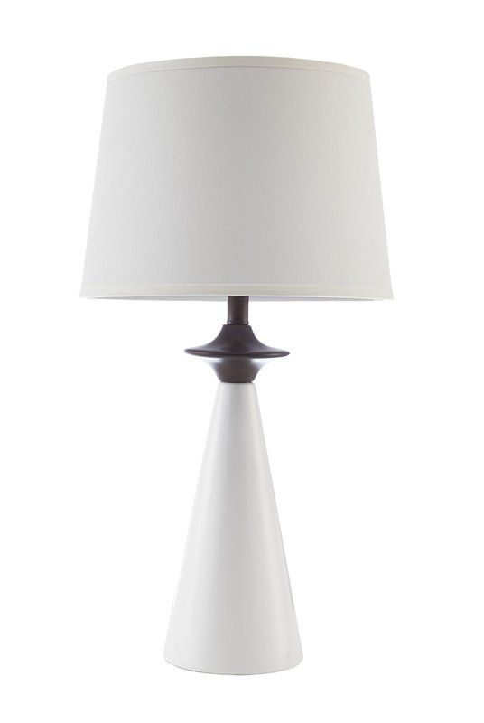 Jarvis 26 Table Lamp Price Friendly In 2019 White Lamp Shade Table Lamp Table