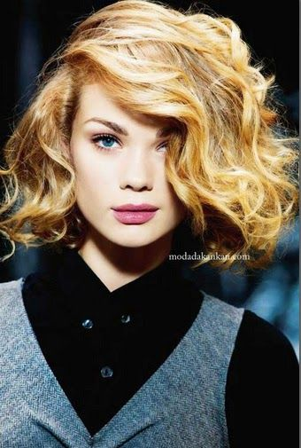 short female hair styles 12 best applegate images on artists 5798 | 2ad74ff54d7c3d5798a0ec5cc060e083 wavy haircuts short wavy hairstyles