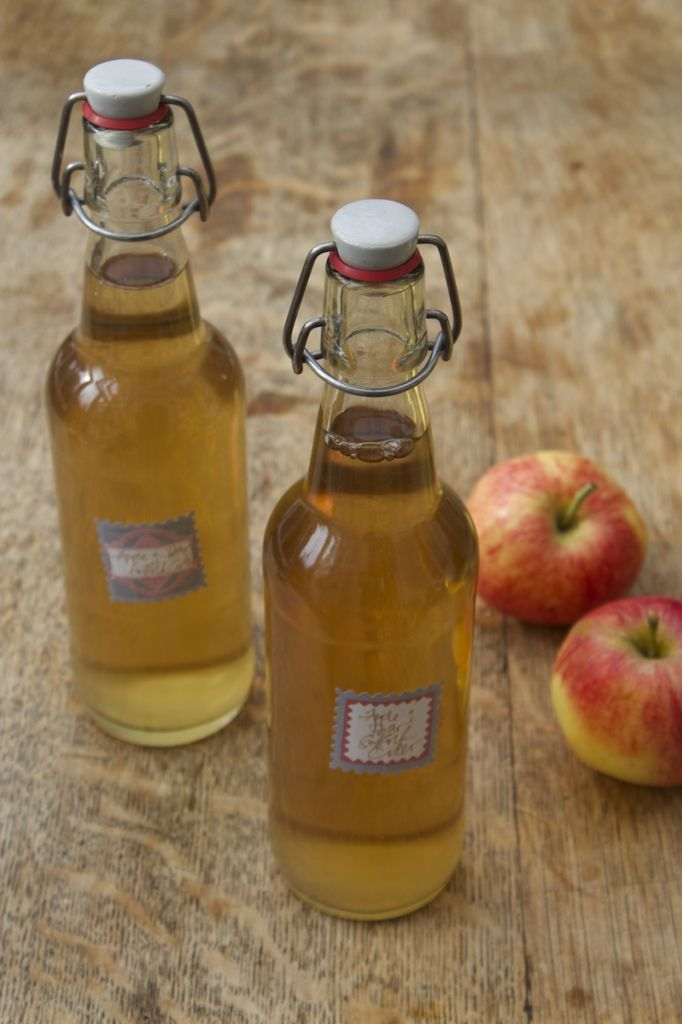 IMG_1219 HOw to make hard cider from whole apples without a press. via And Here We Are