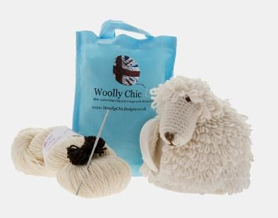 Woolly Chic Crochet Kits
