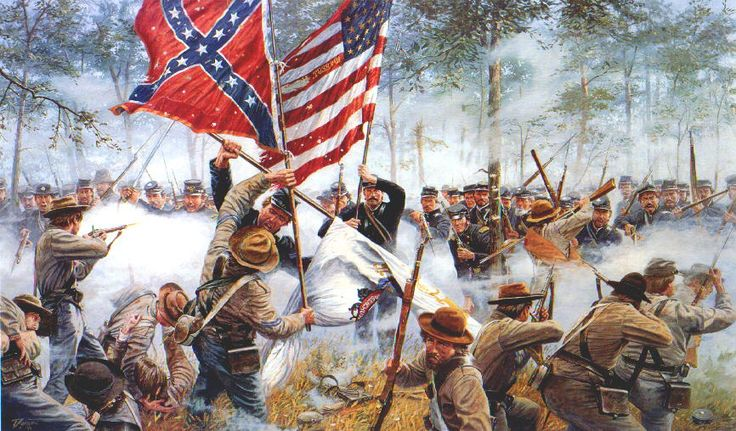 Battle Of Gettysburg Facts   ... History July 1, 1863 - American ...
