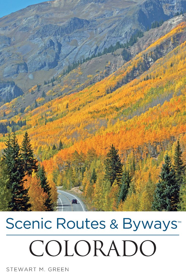 "Just sliced my ebook ""Scenic Routes & Byways - Colorado"". Get a slice or remix slices to create your own custom ebook."