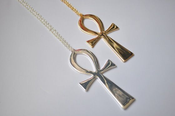 Image of Key of Life Necklace