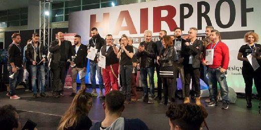 Πραγματοποιήθηκε η Βράβευση του του 1ου  Barber Festival «Barber Awards 2016» την Δευτέρα 29 Φεβρουαρίου 2016 στην 2η HAIRPROF!