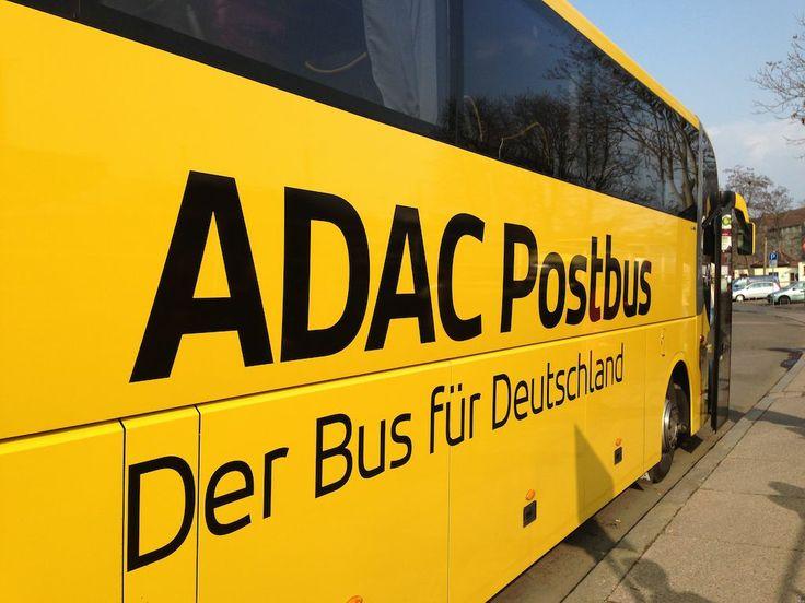 Weltreise-Blog - Enjoy the World - Reisen macht süchtig... | Der Praxistest: ADAC Postbus Busreisen – Die neuen Fernbusse in Deutschland - #ADAC #Postbus #DeutschePost