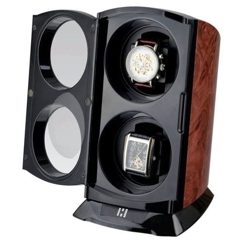Call @ 9769465202.Time tutelary dual watch winder kA0015 BURL. Great value watch winder is ideal if you are looking for a small compact watch winder. Shopattack.in at Rs.4363 /- only.
