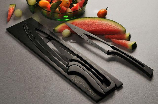 Déglon Meeting Knives 4 Piece Non-Stick Knife Set  #knife #kitchen #cooking #kitchenaid #giftideas