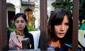 Tras latoma de la sede del partido Unión Demócrata Independiente (UDI), por parte de la juventud comunista y liderada por Camila Vallejo, el medio argentino destaca la primera movilización estudiantil del año.