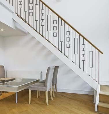 Best Aalto Stair System Staircase Design Metal Balusters 400 x 300