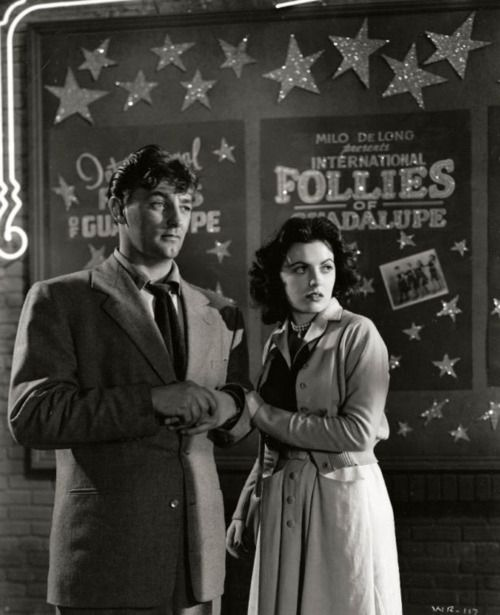 Image result for faith domergue and errol flynn