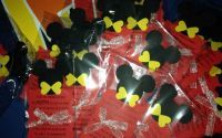 Marturie botez Magnet Mickey Mouse