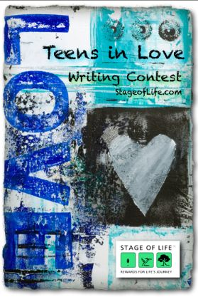 'Teens In Love' Enter our latest writing contest! April 2014