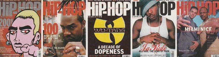 Hip Hop Connection The World's Original Rap Magazine
