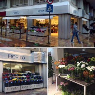 Un negozio enorme per regalare un mondo di #fiori!!